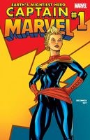 Captain Marvel #1 (2012) - First Print (New Copy!)